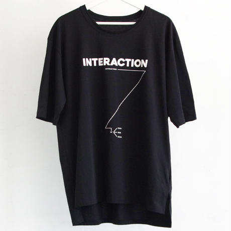 "GRAPHIC T-SHIRT  ""INTERACTION"""