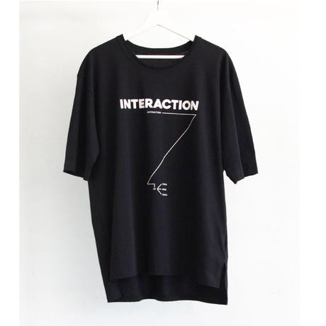 """ARCHIVE  GRAPHIC T-SHIRT  """"INTERACTION"""""""