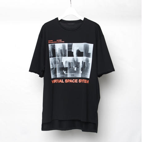 """GRAPHIC T-SHIRTS """"VIRTUAL SPACE SYSTEM"""""""