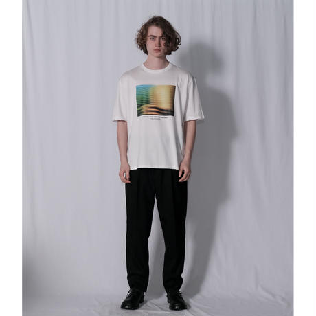 """WIZZARD x Yosuke Torii  GRAPHIC T-SHIRTS """"EVERYTHING IS MORE COMPLICATED THAN VISIBLE"""""""