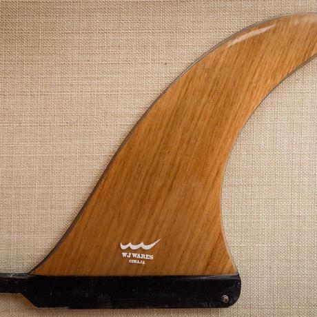シングルフィン, 8.0 インチ, ウッドフィン