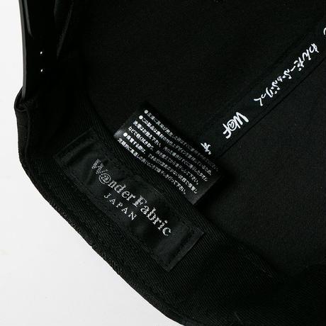 KimonoObiCap:JO-202-ALLBLACK