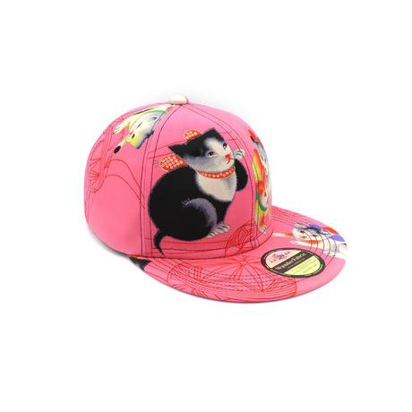 OLD KIMONO CAP:210122