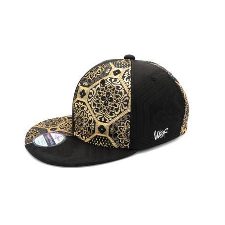 KIMONOOBI & NISHIJIN CAP-XL-:20820