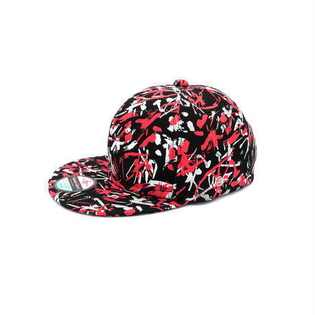 SYODO CAMOUFLAGE CAP: PINK