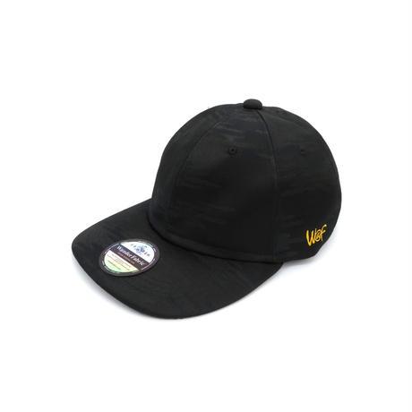 KIMONO CAP ALLBLACK:19048