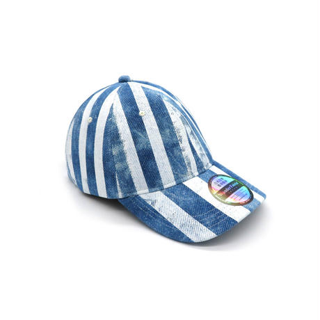I ZOME STRIPE CAP-XL- BENTtype