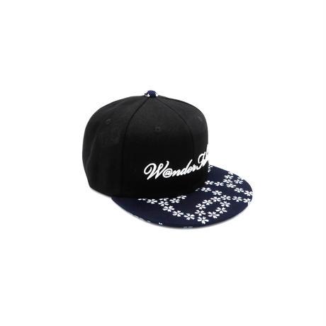 YUKATA&BLACK CAP:0625