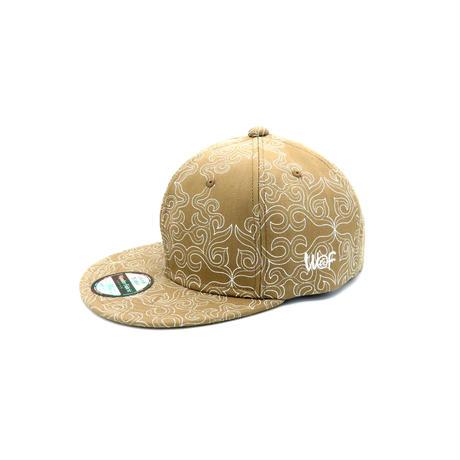 AINU CAP:BEIGE