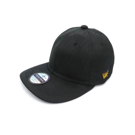 KIMONO CAP ALLBLACK:19049