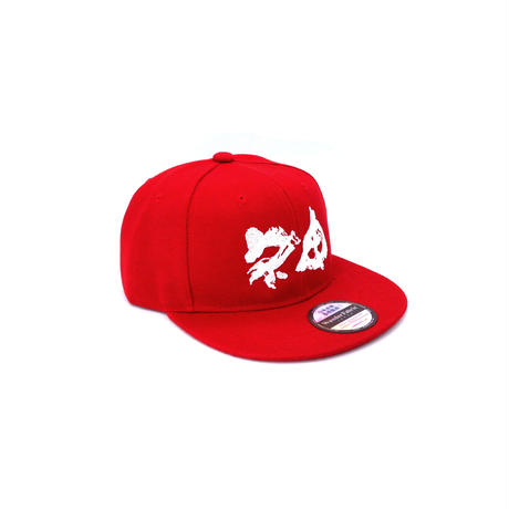 Embroidery CAP : RED