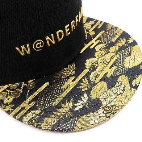NISHIJIN&BLACK CAP:011