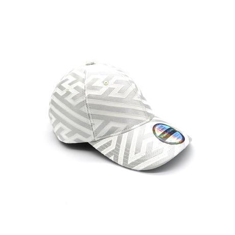 KIMONO OBI CAP : ALL WHITE/BENTtype