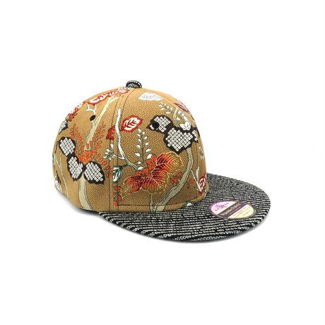 OLD KIMONO CAP:210108