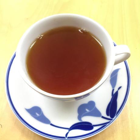 MOMORINGO(ももりんご:フレーバーティー) Peach apple flavor Tea Art by 松浦麻衣