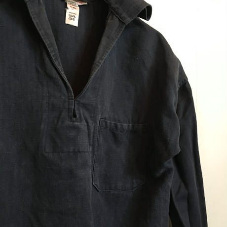 WEST GERMANY COTTON PULLOVER SHIRT