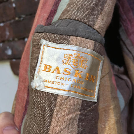 OLD BASKIN TAILORED JACKET