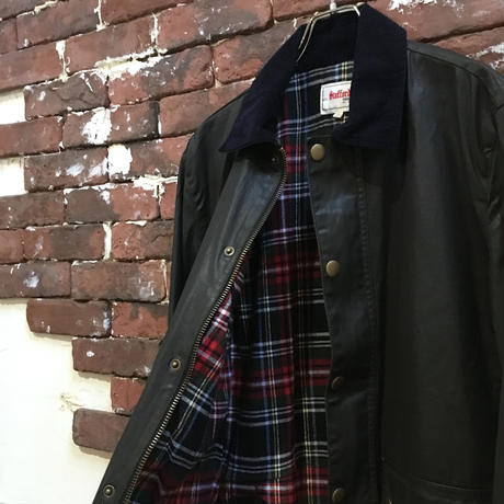 STAFFORD OILED COTTON JACKET
