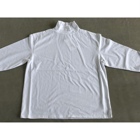 BATONAR / COTTON LONG SLEEVE TURTLE  NECK T-SHIRT BN-19FM-005