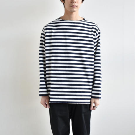 EEL Products イール プロダクツ ROUGH BOATNECK(e-20504b)