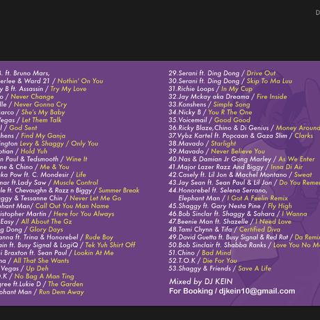 ダウンロード版 BLING BLING MIX  PARTY ALL THE TIME Mixed by DJ KEIN unsplit ver