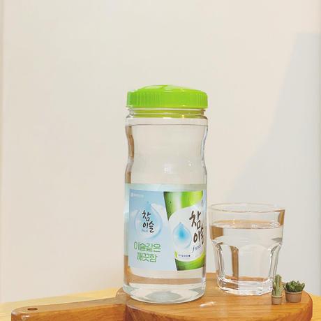 [チャミスル&TERRA]水ボトル