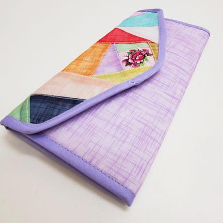 韓国伝統色のお財布