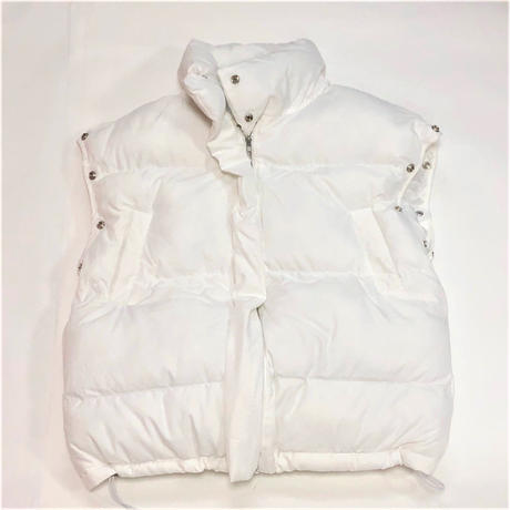Oversized 2 Way Down Jacket