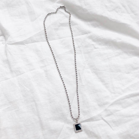 [Hand made]Surgical Reversible  Necklace