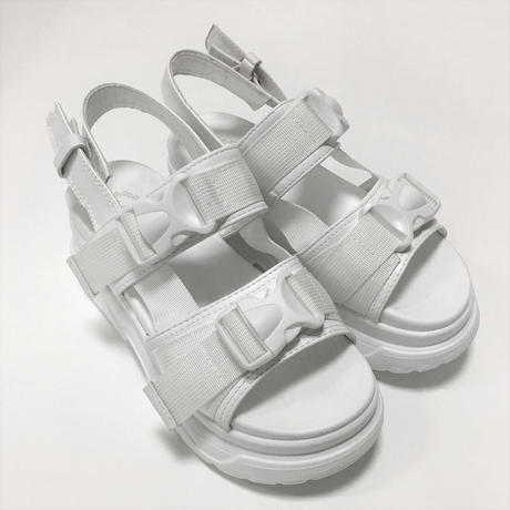 Highsole Belt Sandals