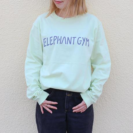 Elephant Gym Long-Sleeve T 2021 (Lime Green)
