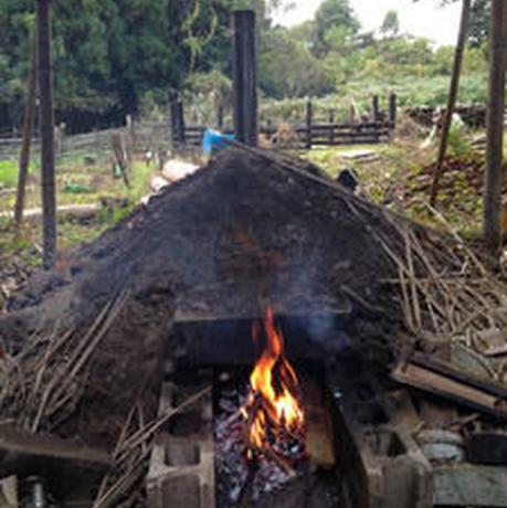 炭焼きワークショップ