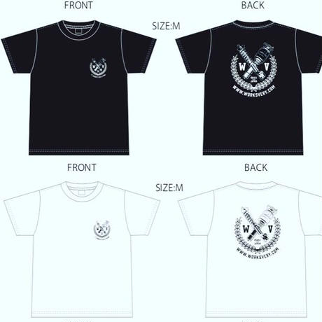 New!【Works VERY オリジナルTシャツ Static & Air】