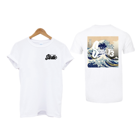 【Strictly Static Tシャツ JDM Wave】