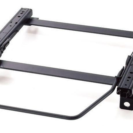 2脚【Braum Racing セミバケットシート専用シートレール タイプB】(廉価版)