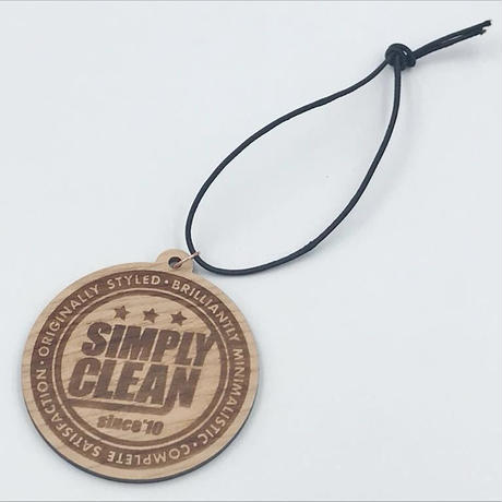 【Simply Clean ルームミラーハンガー】