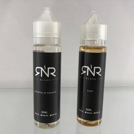 RnR Black シリーズ(Haze、General's Crunch)