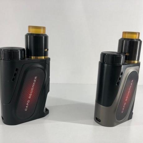 I JOY CAPO Squonker 100w Box mod+Combo RDA Kit