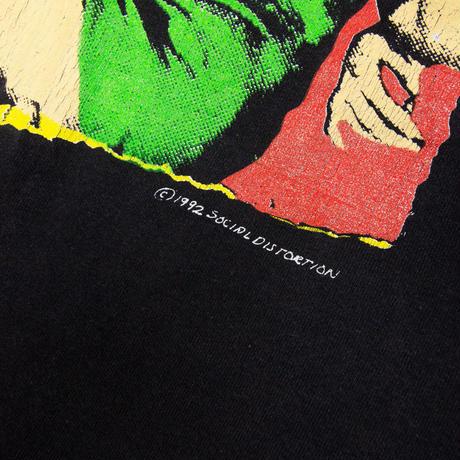 "'92 Social Distortion ""BAD LUCK TOUR"""