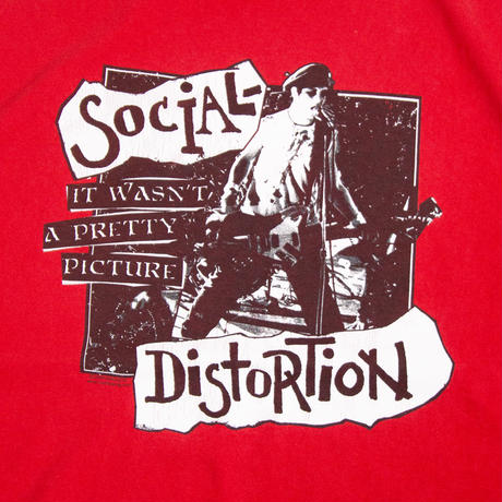 """'2005 Social Distortion """"It wasn't a Pretty Picture"""""""