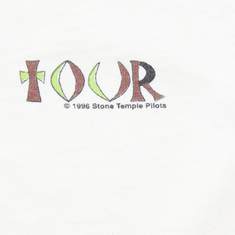"'96 Stone Temple Pilots ""North American Tour"""