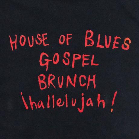 """90's House of Blues """"Gospel Brunch Hallelujah"""""""