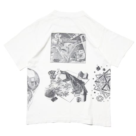 '91 Mc Escher Multi Printed