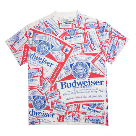 90's BUDWEISER All Over Print