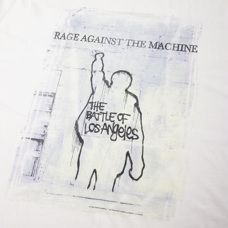 """'99 Rage Against the Machine  """"The Battle of Los Angeles"""""""