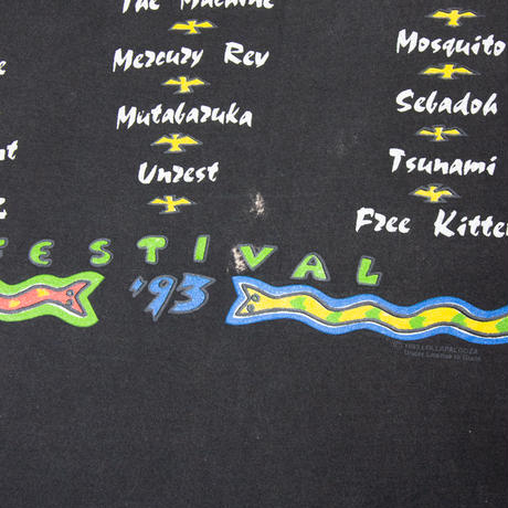 '93 Lollapalooza Festival