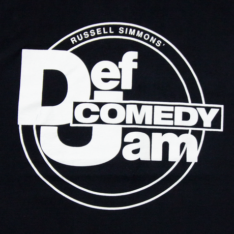 90's Def  Comedy Jam Russell Simmons