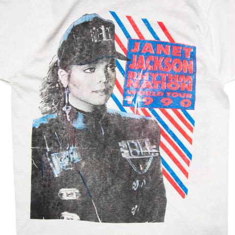 """90's Janet Jackson """"The North American Tour"""""""
