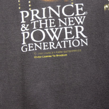 """'92 PRINCE & THE NEW POWER GENERATION """"Diamonds And Pearls"""""""