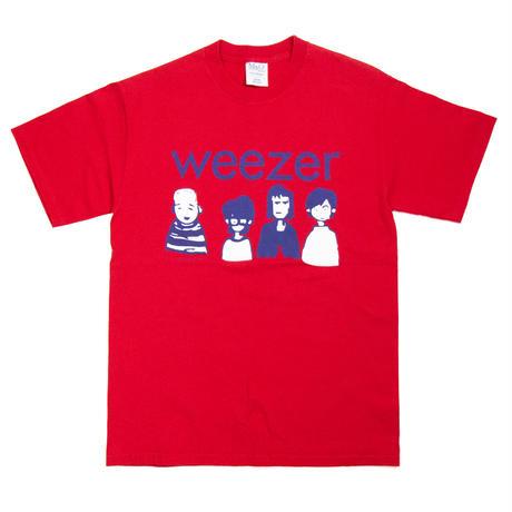'2000 Weezer Band T-shirts
